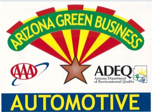 ToyoMotors Arizona Green Business Automotive Repair Shop