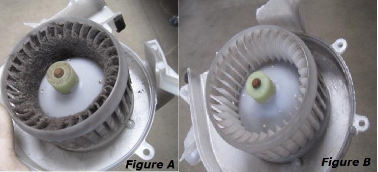 Prius Hybrid Battery Fan Service